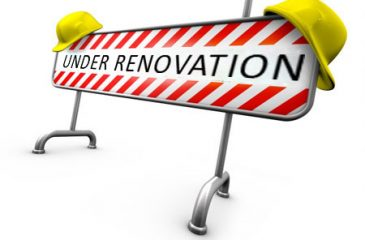 It's Renovation Time!!!